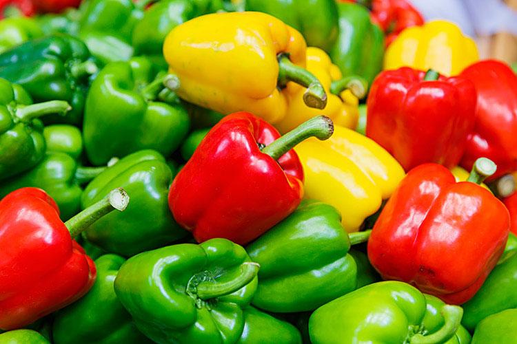 Diferença entre Pimenta e Pimentão