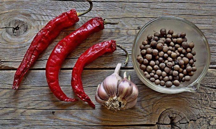 Calda de pimenta