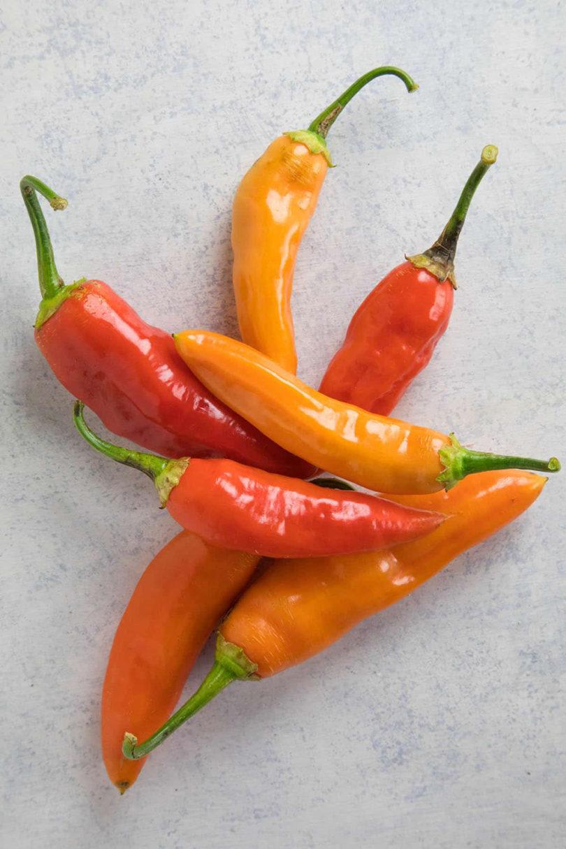 Contraindicações da pimenta