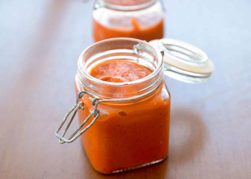 Molho de pimenta para churrasco