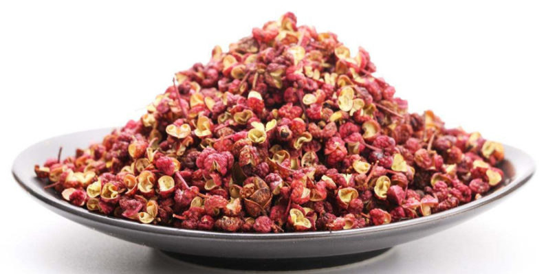 Pimenta-de-Sichuan